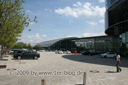 Audi-Forum Ingolstadt