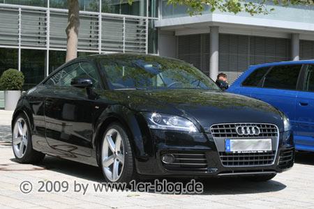 Audi-Forum Ingolstadt TT
