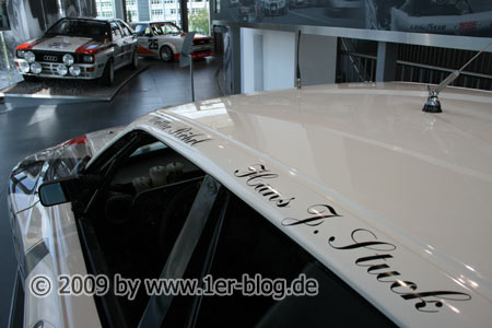 Audi-Museum Ingolstadt